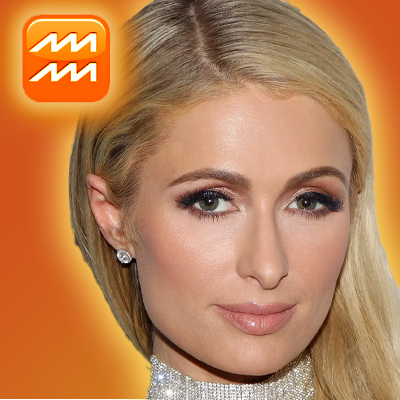 paris hilton zodiac sign
