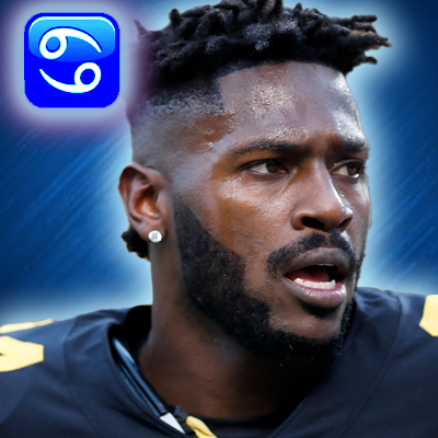 Antonio Brown zodiac sign