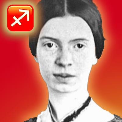 Emily Dickinson zodiac sign