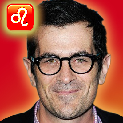 ty burrell zodiac sign