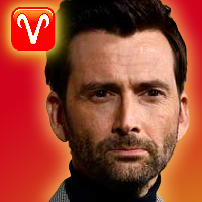 david tennant zodiac sign