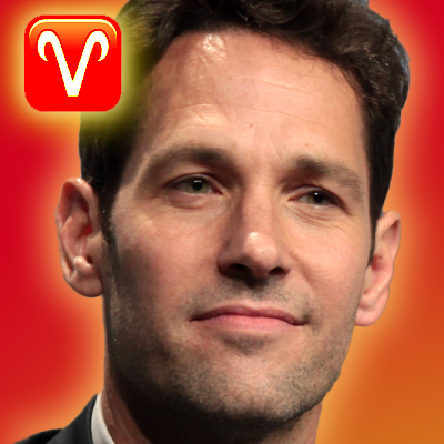 paul rudd zodiac sign