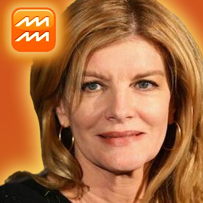 rene russo zodiac sign