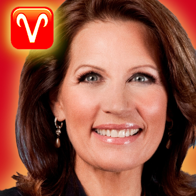 michele bachmann zodiac sign