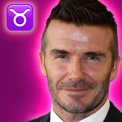 David Beckham zodiac sign