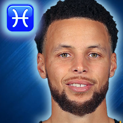 stephen curry zodiac sign